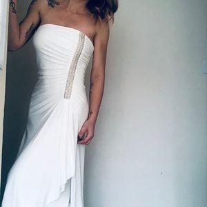 Evening Prom | Wedding Dress by Jessica McClintock